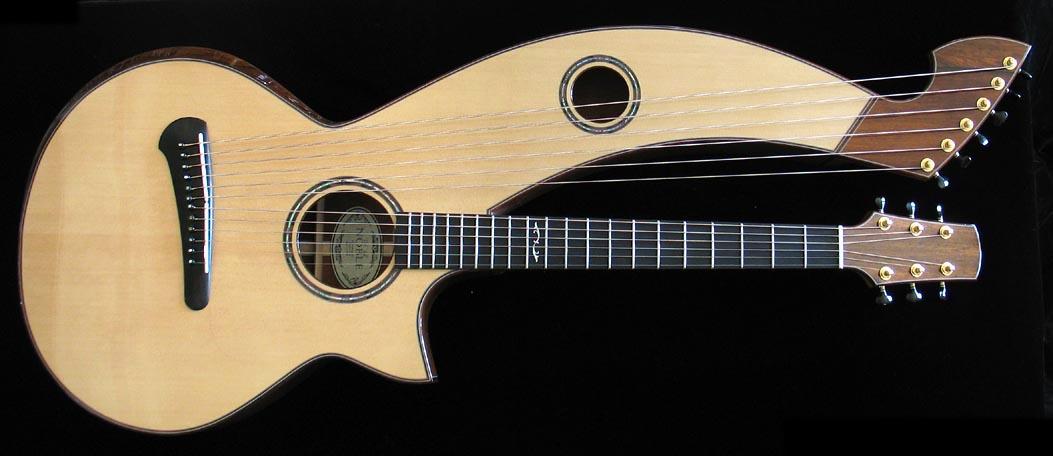History of Harp Guitar